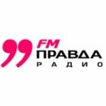 Logo da emissora Radio Pravda 99 FM