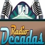 Logo da emissora Web Rádio Décadas