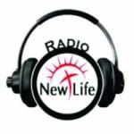 Logo da emissora Rádio New Life
