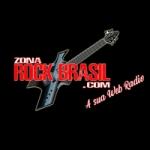 Logo da emissora Zona Rock Brasil