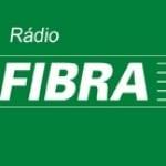 Logo da emissora Rádio Fibra
