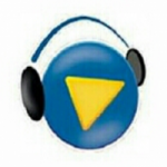 Logo da emissora Rádio Olívio