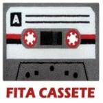 Logo da emissora Fita Cassete
