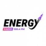 Logo da emissora Radio Energy 100.4 FM