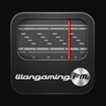 Logo da emissora Radio Wargaming FM