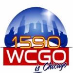 Logo da emissora WCGO 1590 AM