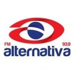 Logo da emissora Rádio Alternativa 93.9 FM