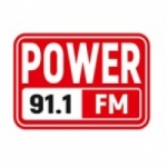 Logo da emissora Radio Power FM 91.1