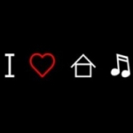 Logo da emissora DJ Zone House Radio
