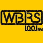 Logo da emissora Radio WBRS 100.1 FM
