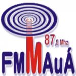 Logo da emissora Rádio FM Mauá