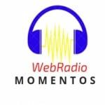 Logo da emissora Rádio Web Momentos