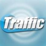 Logo da emissora Traffic Radio Station