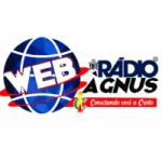 Logo da emissora Web Rádio Agnus