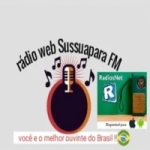 Logo da emissora Rádio Web Sussuapara FM