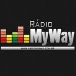 Logo da emissora Rádio My Way