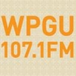 Logo da emissora WPGU 107.1 FM