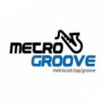 Logo da emissora Metro Groove Radio