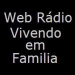 Logo da emissora Rádio Vivendo em Família