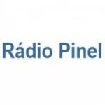 Logo da emissora Rádio Pinel