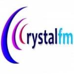 Logo da emissora Rádio Cristal FM Net