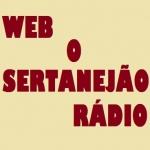 Logo da emissora Rádio O Sertanejão