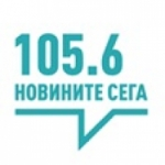 Logo da emissora Radio Novinite Sega 105.6 FM