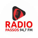 Logo da emissora Rádio Passos 94.7 FM
