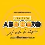 Logo da emissora Rádio Adoooro