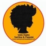 Logo da emissora Web Rádio Samba e Pagode