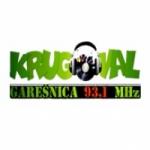 Logo da emissora Radio Krugoval 93.1 FM