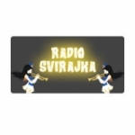Logo da emissora Radio Svirajka