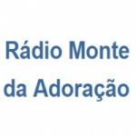 Logo da emissora Rádio Monte da Adoração