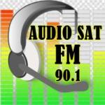 Logo da emissora Rádio Áudio Sat FM