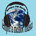 Logo da emissora Rádio Sempre FM Recife