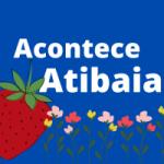 Logo da emissora Rádio Acontece Atibaia