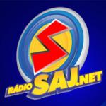 Logo da emissora Rádio Saj Net