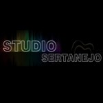 Logo da emissora Rádio Studio Sertanejo