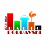 Logo da emissora Podravski Radio 87.6 FM