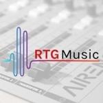 Logo da emissora RTG Music
