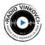 Logo da emissora Radio Vinkovci 90.2 FM