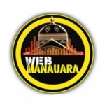Logo da emissora Web Rádio Manauara