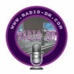Logo da emissora Radio DM