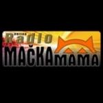 Logo da emissora Radio Mackamama
