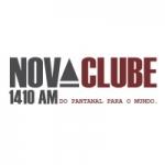 Logo da emissora Rádio Nova Clube 1410 AM