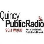 Logo da emissora Radio WQUB The Bridge 90.3 FM