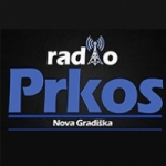 Logo da emissora Radio Prkos
