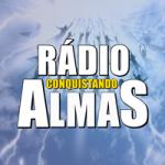 Logo da emissora Rádio Conquistando Almas