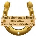 Logo da emissora Rádio Sertaneja Brasil