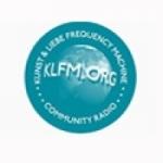 Logo da emissora KLFM Radio